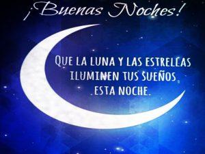 10 Imágenes Bonitas de Buenas Noches para Whatsapp