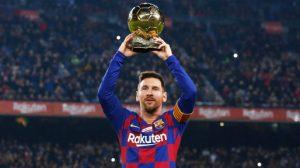 Imágenes de Messi para WhatsApp